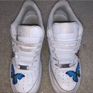 butterfly airforces